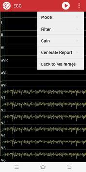 Dr.Cardio - ECG In Your Pocket screenshot 3