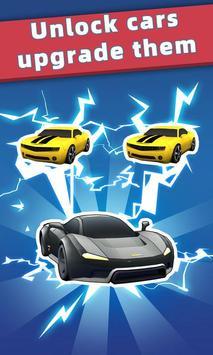 Drift Race Merge Drive 3D poster