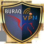 Buraq VPN Unblock Internet Proxy & Wifi security icon