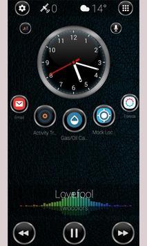 Theme Leather screenshot 5
