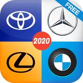 New Car Logo Quiz icon