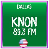 KNON 89.3 Fm Dallas icon