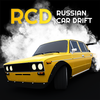 Russian Car Drift ícone