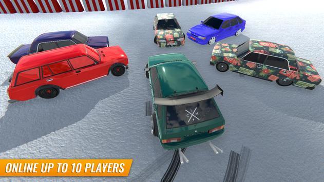 Russian Car Drift تصوير الشاشة 3