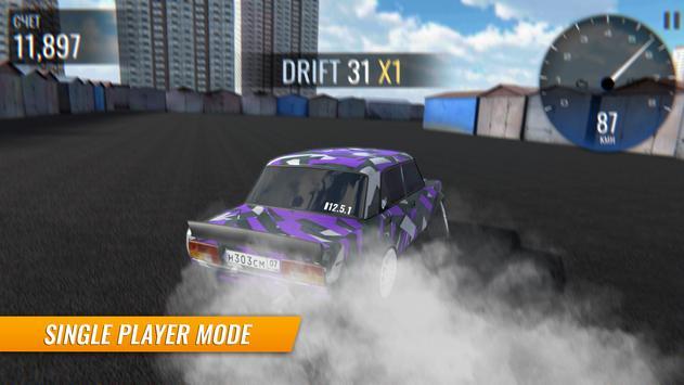 Russian Car Drift تصوير الشاشة 4