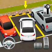Prado Car Parking Challenge ícone