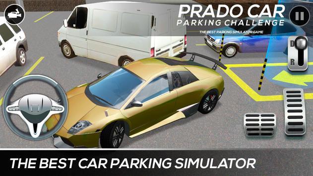 Prado Car Parking Challenge Cartaz