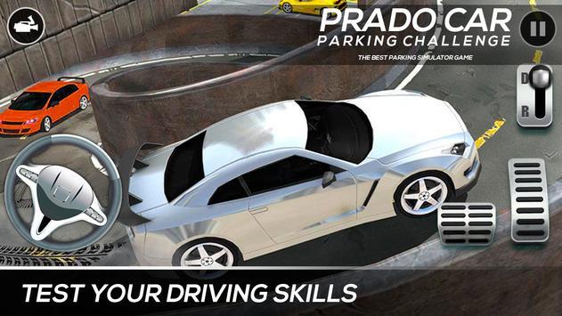 Prado Car Parking Challenge imagem de tela 4