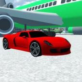 Car Parking and Driving Game 3D icon