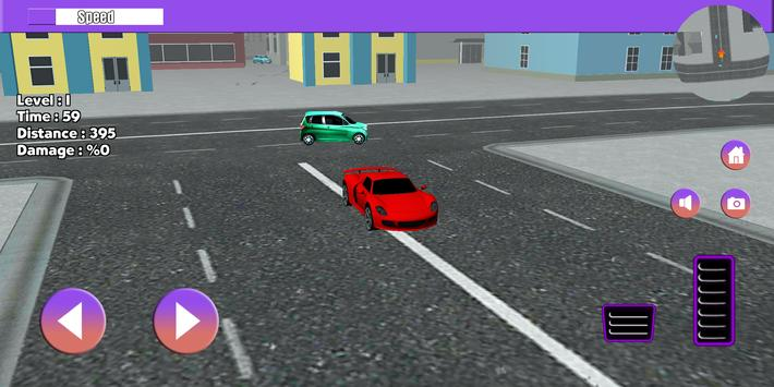 Car Parking and Driving Game 3D screenshot 15