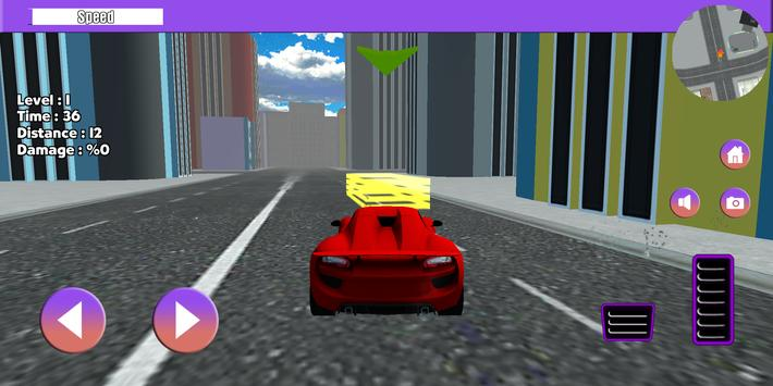 Car Parking and Driving Game 3D screenshot 4