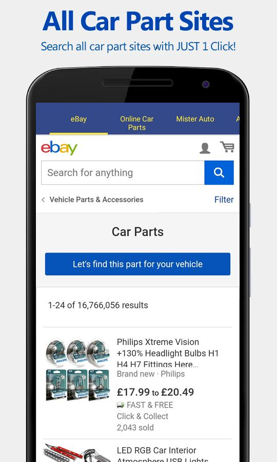 Car Parts For Euro Uk For Android Apk Download