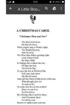 English Christmas Stories eBook free download screenshot 4