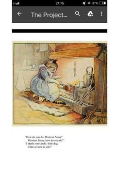 Cecily Parsley's Nursery Rhymes by Beatrix Potter screenshot 3
