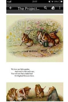 Cecily Parsley's Nursery Rhymes by Beatrix Potter screenshot 5