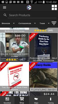 Concealed Carry Gun Tools screenshot 2
