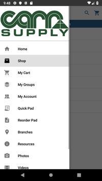 Carr Supply screenshot 2