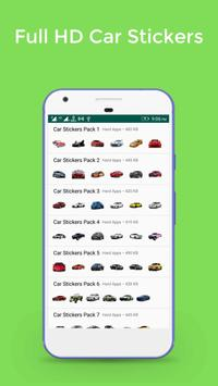 Car Stickers For Whatsapp poster