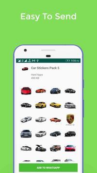 Car Stickers For Whatsapp screenshot 2