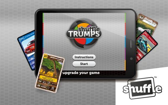 Trumps by ShuffleCards screenshot 7