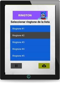 ringtones alarmas, tonos y sonidos de alarmas screenshot 4