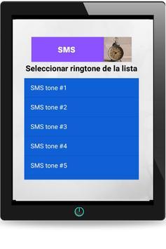 ringtones alarmas, tonos y sonidos de alarmas screenshot 5