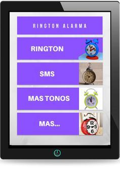 ringtones alarmas, tonos y sonidos de alarmas screenshot 6