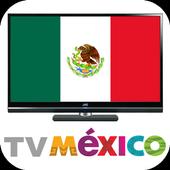 TV México icono