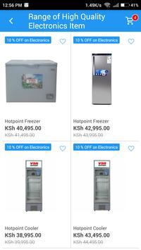 Hotmall Kenya screenshot 1