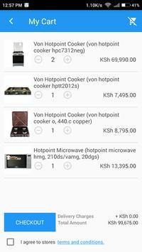 Hotmall Kenya screenshot 3