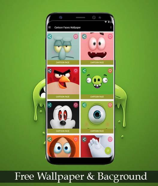 Simple Cartoon Wallpaper For Android Apk Download