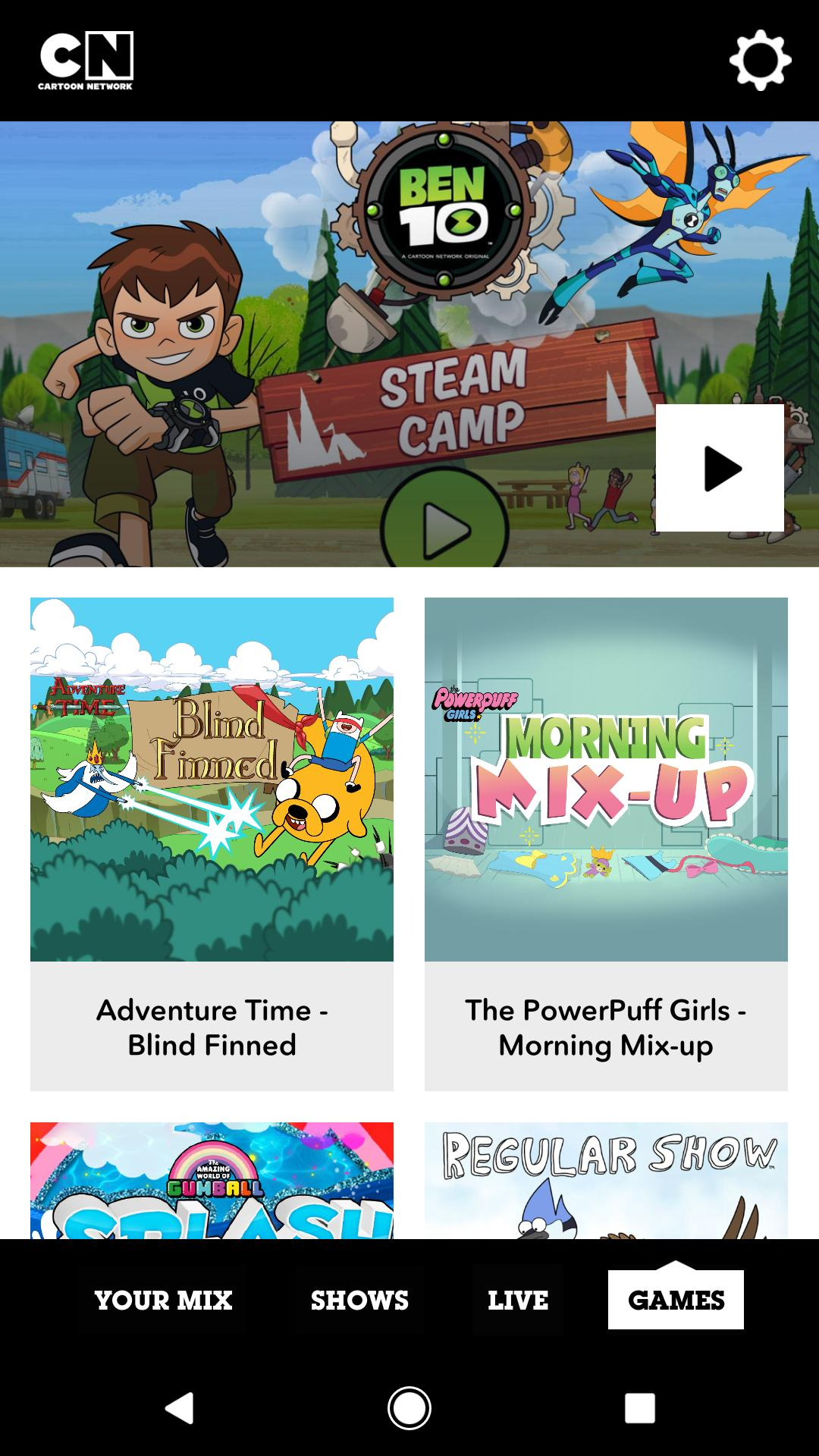 Cartoon Network for Android - APK Download