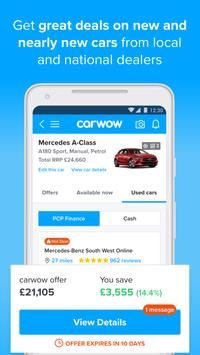 carwow poster