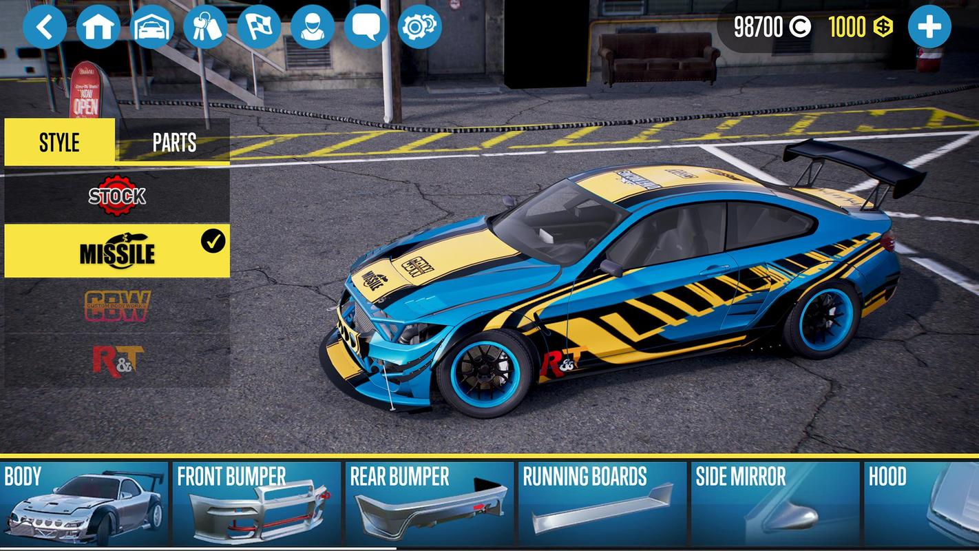 Image result for car x drift racing 2 android club racing