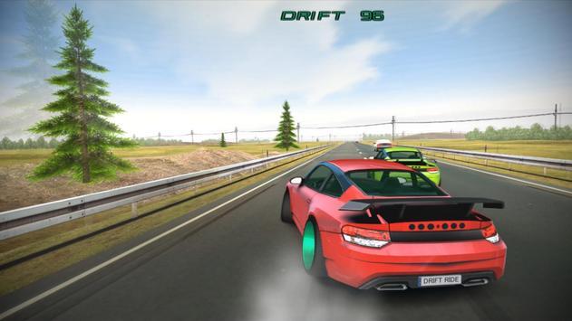Drift Ride تصوير الشاشة 5