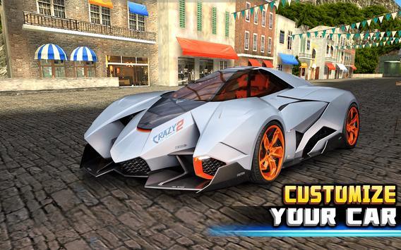 Crazy for Speed 2 captura de pantalla 8
