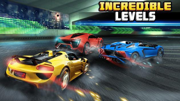 Crazy for Speed 2 captura de pantalla 1