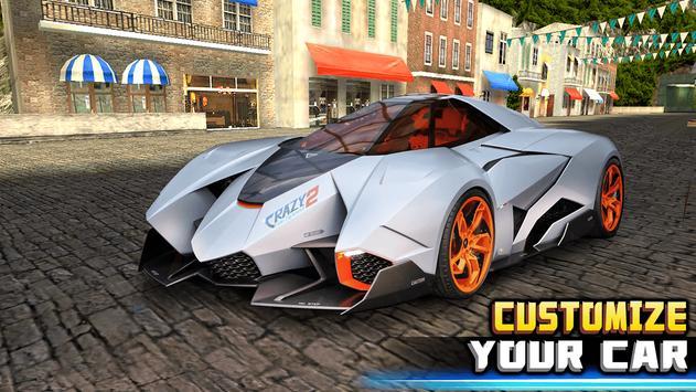 Crazy for Speed 2 captura de pantalla 2