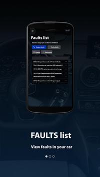 OBD2/ELM327 Bluetooth/WiFi code reader - Carzis screenshot 1