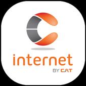 C internet icon