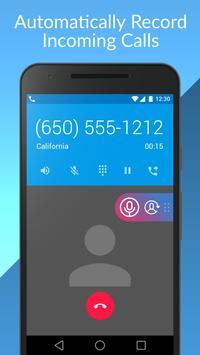 Grabacion de llamada - Cube ACR captura de pantalla 2