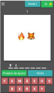 Ghiceste Brandul dupa Emoji poster