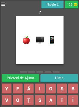 Ghiceste Brandul dupa Emoji screenshot 16