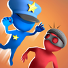 Catch the thief 3D icon