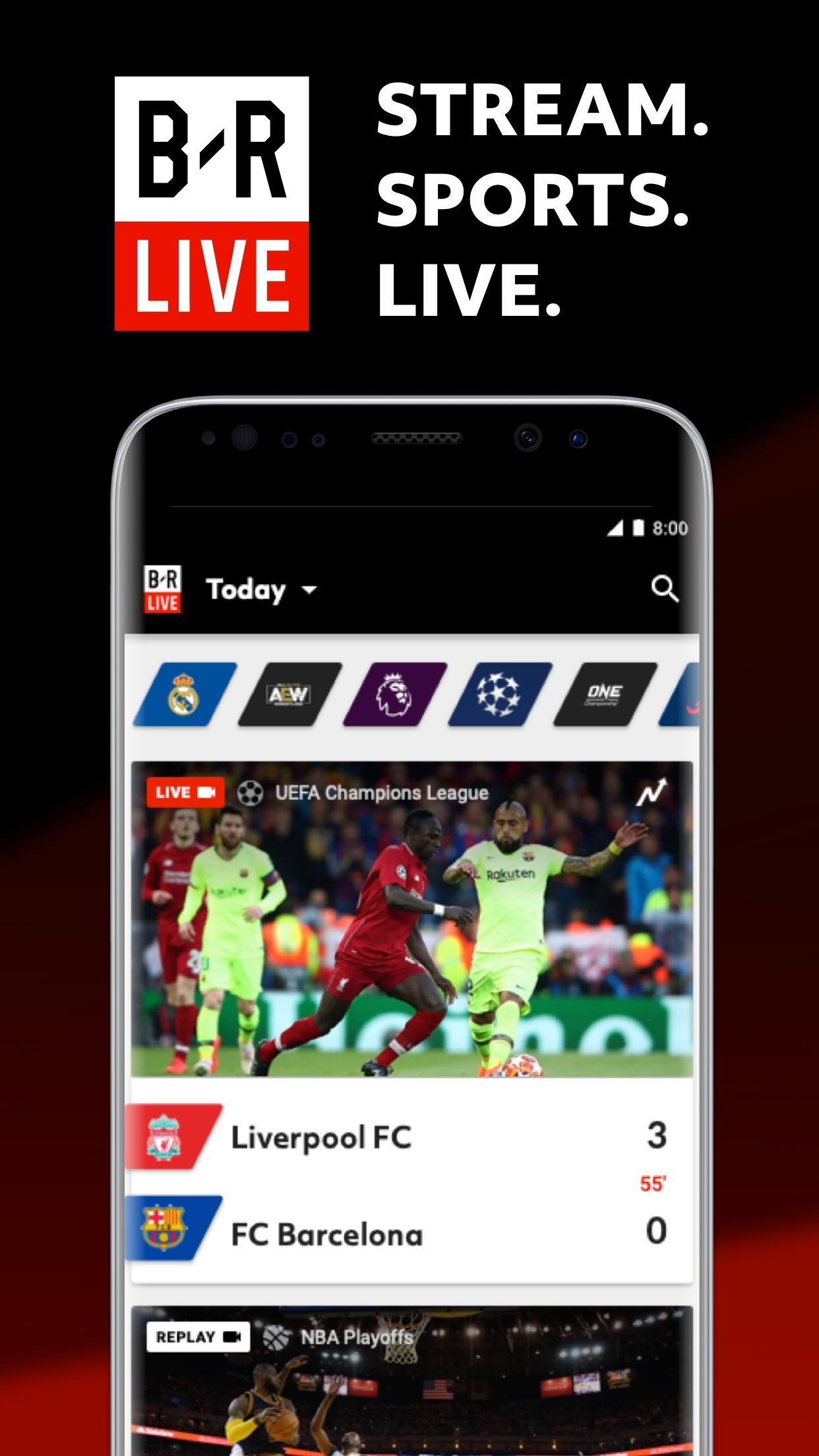 Bleacher Report Live for Android - APK Download