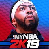 MyNBA2K19 icon