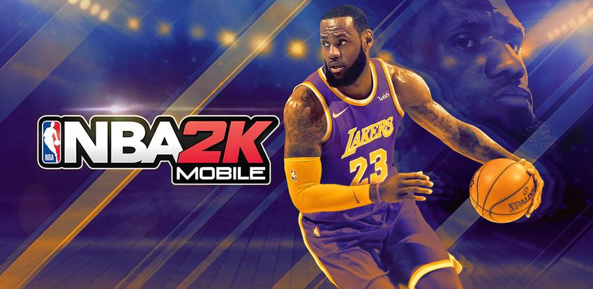 APK NBA 2K Mobile Basket