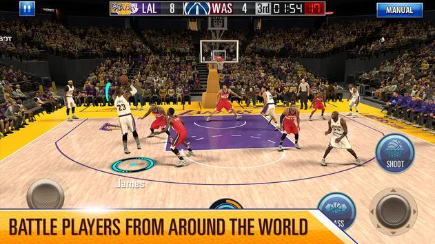 NBA 2K Mobile plakat