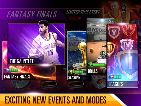 NBA 2K Mobile - Baloncesto captura de pantalla 13