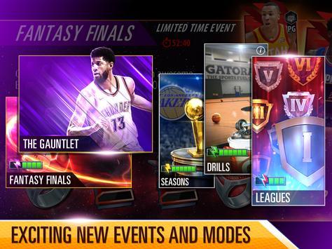 NBA 2K Mobile Basketball screenshot 13